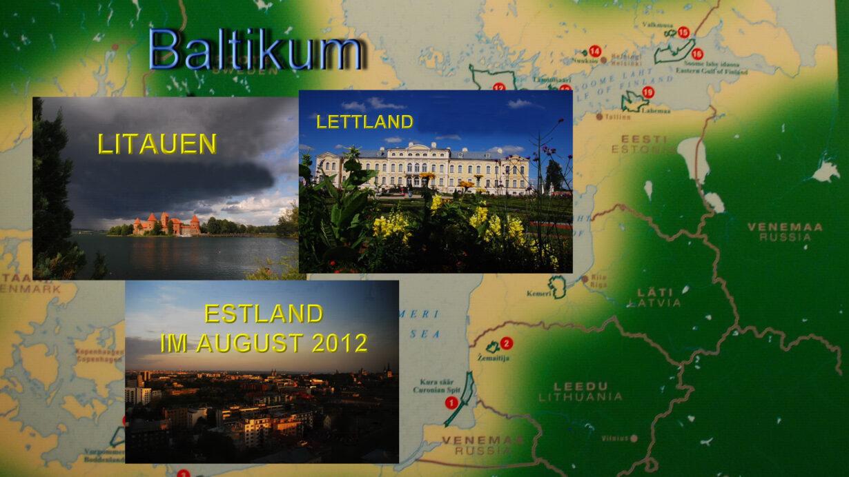 """""""Eine Reise durch das Baltikum"""" – Skype-Vortrag"""