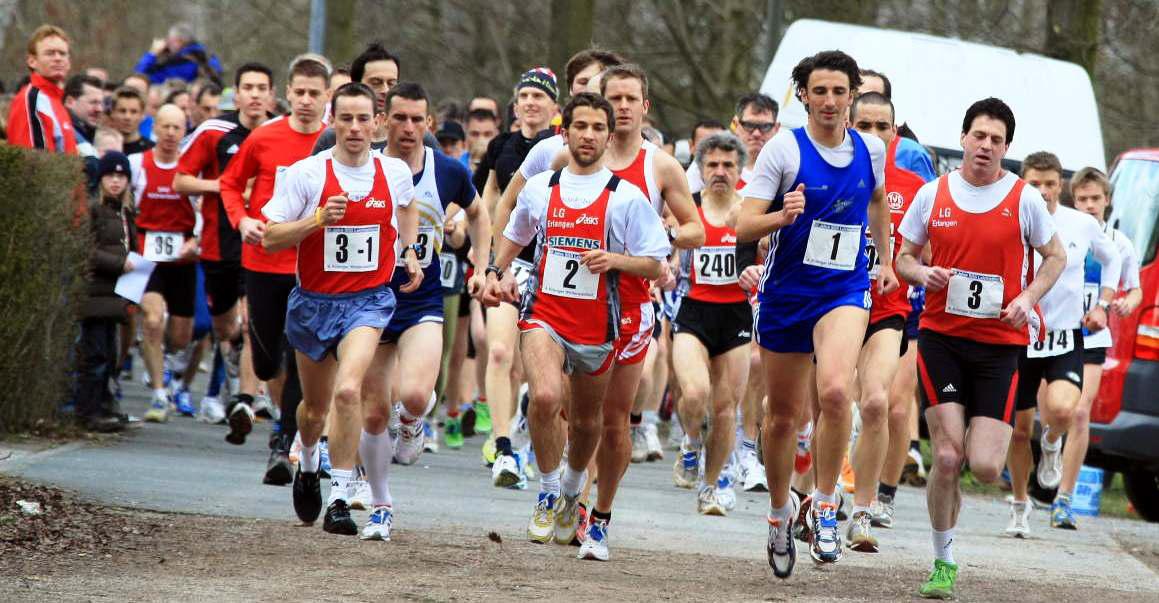 Winter-Challenge der SGS Leichtathletik